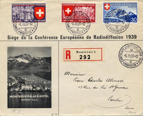 Illustration sui montreux conf eur radiodiffusion 1939 01