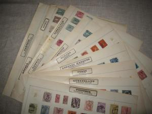 Vieux timbres monde img 3021 red